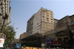 بررسی روند ایمن سازی مراکز تجاری مرکزتهران/۱۷۸ ساختمان ناایمن در منطقه ۱۱