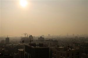 پیشبینی تداوم آلودگی برای فردا/ منطقه ۱۸، آلودهترین منطقه تهران