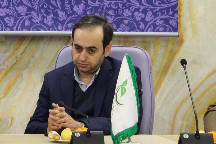 عرفان ریاحی مدیرکل امور فناوری وزارت نفت