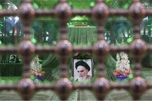 اعضای هیئت دولت با آرمانهای امام خمینی(ره)  تجدید میثاق  کردند