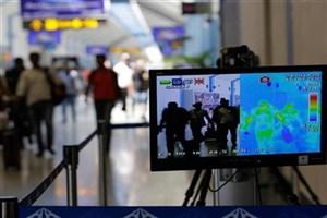 نصب دوربین های حرارتی برای کنترل مسافران ورودی از مرزها