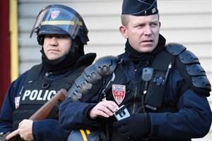 حمله با سلاح سرد به یک مرکز پلیس فرانسه