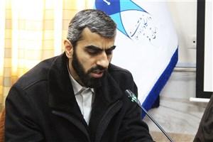 اهتمام بسیج دانشجویی بردفاع از ارزش های والای انقلاب اسلامی