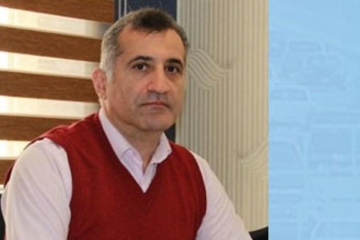 سهیل مظلوم واجاری مجری طرح اخذ عوارض الکترونیکی در آزادراههای کشور