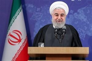 روحانی: انتخاب بر عهده مردم است، اما ما باید مسیر را روشن کنیم