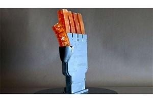 ساخت رباتی که انگشتانش عرق میکند +ویدئو