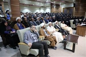 کارگاه آموزشی ستاد اقامه نماز در دانشگاه آزاد شیراز برگزار شد