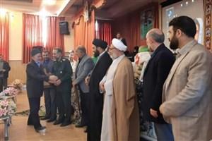 یادواره شهدای دانشجو و مدافع حرم شهرستان زواره برگزار شد