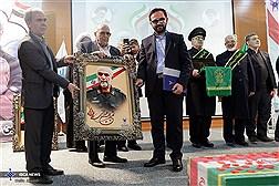 مراسم پاسداشت شهدای مدافع حرم