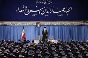 با امید به آینده، حرکت رو به جلوی انقلاب اسلامی را با قدرت ادامه دهید/ لزوم قوی شدن کشوردر همه زمینهها