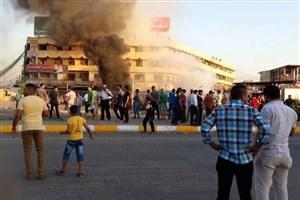 ۲ انفجار در پایتخت عراق ۴ زخمی برجای گذاشت