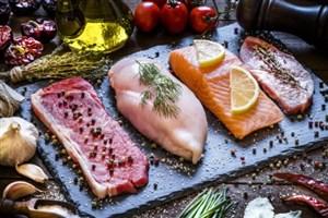 ارتباط مصرف مرغ و ماهی با بیماریهای قلبی