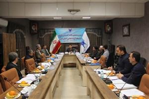 جلسه کمیسیون دائمی هیأت امنای دانشگاه آزاد استان البرز برگزار شد