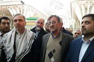 خدمت به خانوادههای معزز جانبازان و شهدا رسالت بزرگ مسوولان/ بیانات امام خامنهای فصلالخطاب است