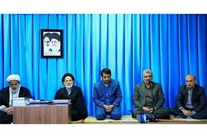 حل مشکلات جامعه و محرومیت زدایی از اهداف قرارگاه جهادی دانشگاه آزاد اسلامی است