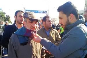 حضور نسل چهارم انقلاب در راهپیمایی 22 بهمن خیرهکننده است
