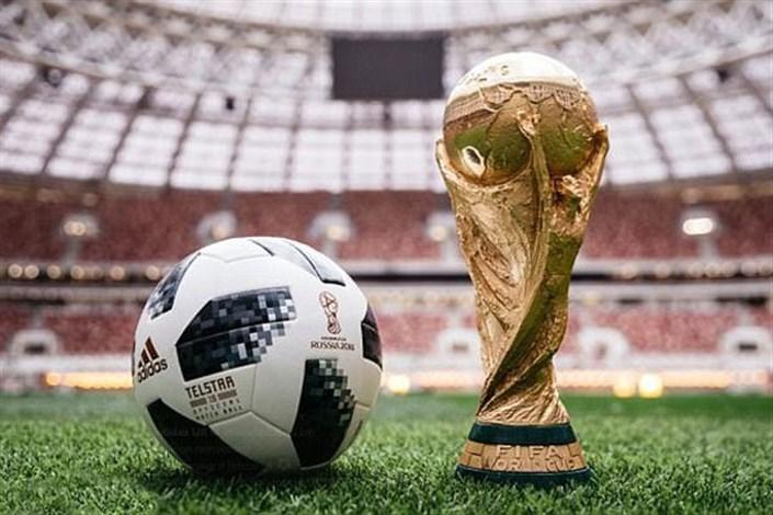 استارتاپ جام جهانی فوتبال