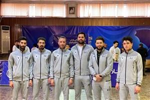 مسیر شمشیربازی ایران را تغییر خواهیم داد