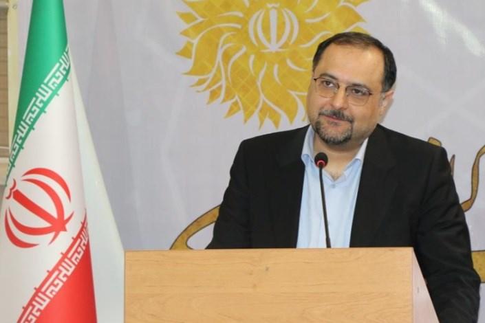 حسین شیرزاد معاون وزیر جهاد کشاورزی
