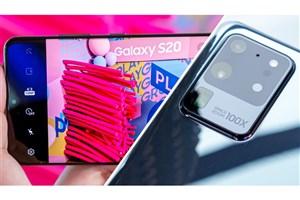 ویدئوی ضبط شده با Galaxy S20 چقدر فضا اشغال می کند؟
