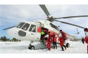 پیدا شدن3 نفر از مفقودان ریزش بهمن در رودبار/مرگ مادر و فرزند زیر آوار برف