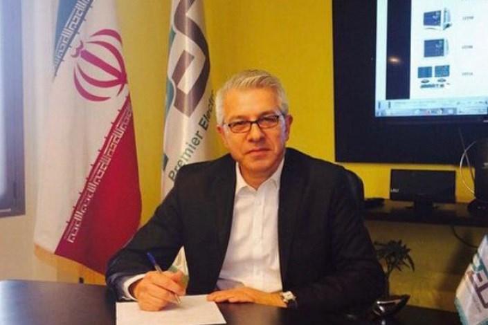 محمدرضا کمپانی مدیرعامل تجهیزات پزشکی دانش بنیان