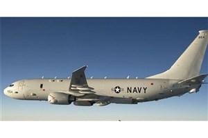 پرواز هواپیمای جاسوسی ارتش آمریکا نزدیک سوریه و لبنان