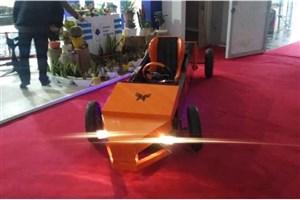 اختراع خودروی هیبریدی با تغذیه آب و باد توسط هیئت علمی دانشگاه آزاد