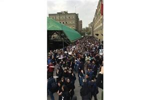 پشت پرده تجمع دانشگاه امیرکبیر چه کسانی بودند؟