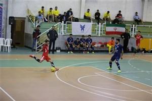 فینالیستهای مسابقات فوتسال یادواره شهید سلیمانی مشخص شدند