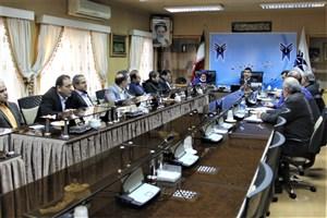 تفاهم نامه همکاری دانشگاه آزاد کرج و شرکت توزیع نیروی برق منعقد شد