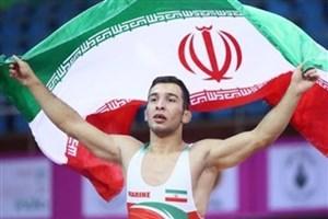 ناصرپور به مدال طلا دست یافت