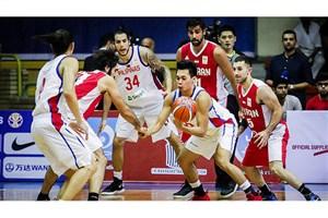 بازی در تهران به تیم بسکتبال ایران، قدرت بیشتری میدهد