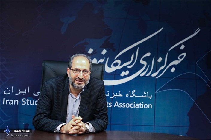 بازدید معاون  پارلمانی دانشگاه آزاد اسلامی از باشگاه خبرنگاران دانشجویی ایران