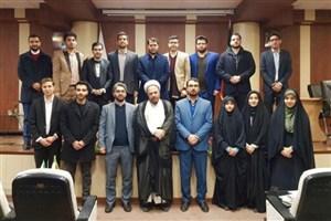 دومین دادگاه مجازی دانشگاه شاهد برگزار شد