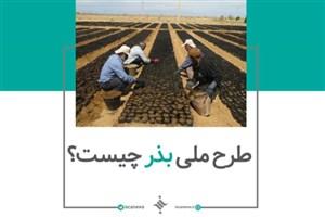طرح ملی بذر چیست؟