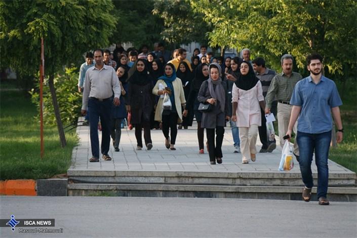 نقطه نظرات دانشجویان دانشگاه آزاد اسلامی همدان
