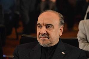 ایران حذف وزیر ورزش از انتخابات را پذیرفت