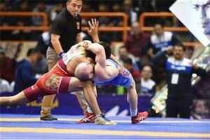 حریفان  ایران در کشتی آزاد قهرمانی آسیا مشخص شدند