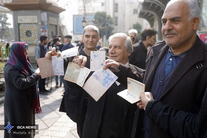 انتخابات یازدهمین دوره مجلس شورای اسلامی در تهران