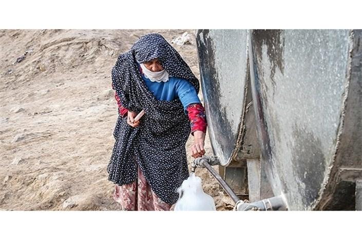 توقف استفاده از آب شیرینکنها در قرچک ورامین