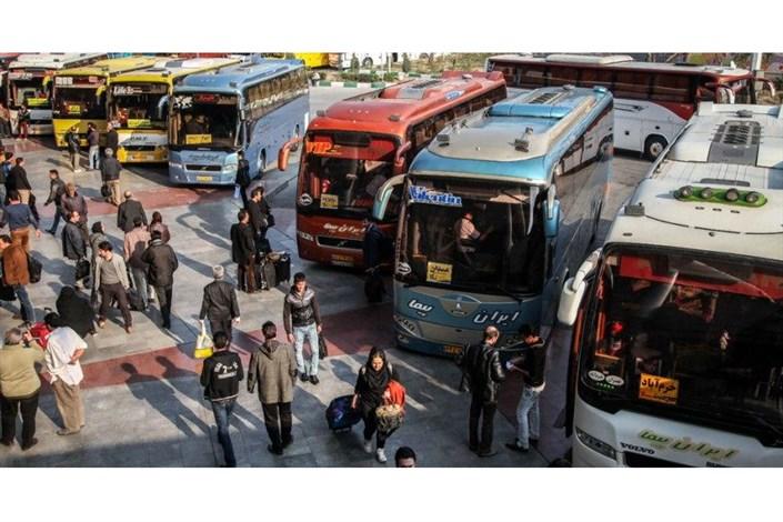 افزایش قیمت بلیت های اتوبوس نوروزی
