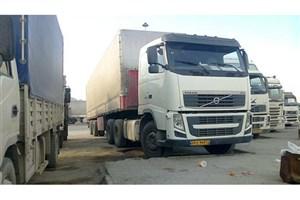 مرز مهران بسته شد/ معطلی 1000  کامیون صادراتی در مرز