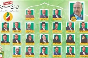 نخستین آمار غیررسمی از آرای پایتخت/ قالیباف به تهران بازگشت