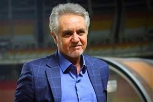 تابش: بازی در تهران بود، قطعا لغوش می کردند!