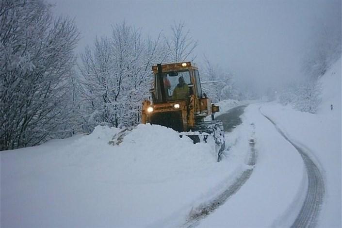 هشدار بارش برف و باران 100 میلیمتری در 6 استان