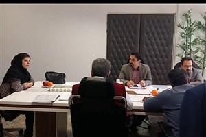 برگزاری جلسه کمیته برنامهریزی و هماهنگی مراکز رشد دانشگاه آزاد