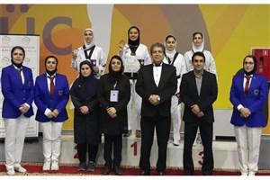 درخشش تکواندوکاران دانشگاه آزاد سقز در تورنمنت بینالمللی باکو
