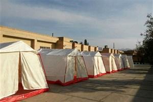 نیاز عمده مردم زلزلهزده قطور و خوی چادر است