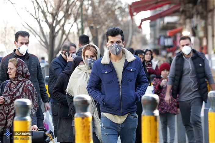 احتیاط از ابتلاء به ویروس کرونا در تهران